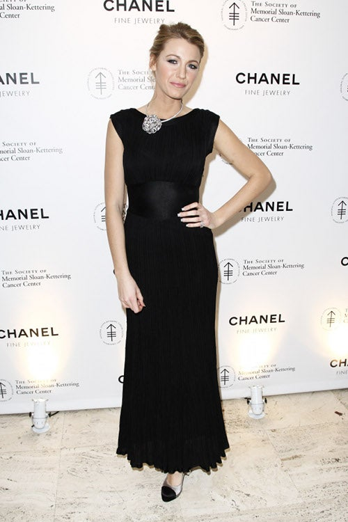 Chanel + Benefit + Stars = Total Glamour