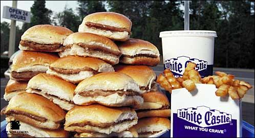 Inside Goldman Sachs' White Castle Hamburger-Eating Contest