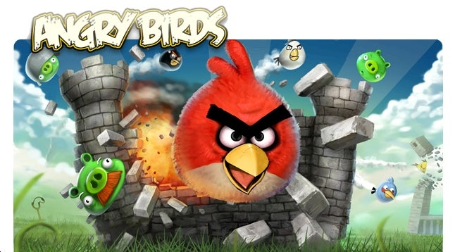 Enough About the Angry Birds