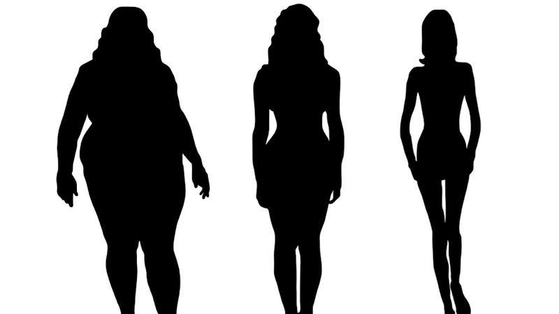 Stressed Men Prefer Larger Women, Because You Were Wondering