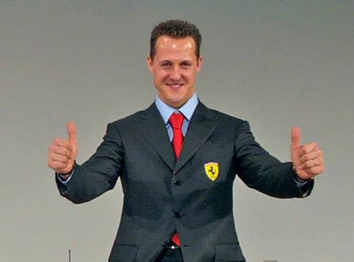 Report: Michael Schumacher Talking To Mercedes About F1 Comeback