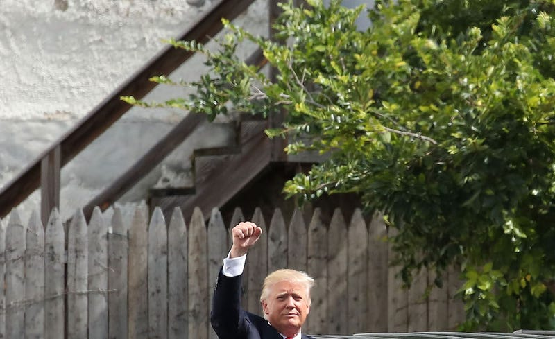 Donald Trump Admits to Maybe Not Actually Wanting to Be President Even if He Wins