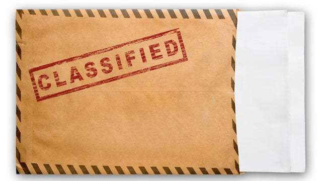 CIA Declassifies Documents Created Almost a Century Ago
