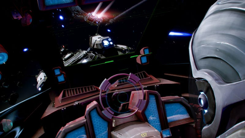You Loved Wing Commander. Now Meet Wing Commander's 21st-Century Successor