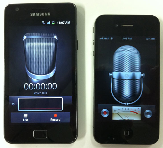 Samsung Has Like Totally Never Ever Copied Apple