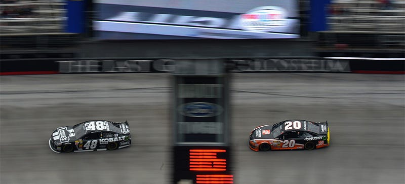 NASCAR Reportedly Planning A Reduction In Power For Next Year