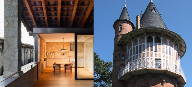 13 European Dream Homes You Can Actually Rent