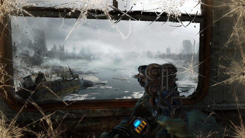 Metro: Last Light: Just Bopping Them on the Head