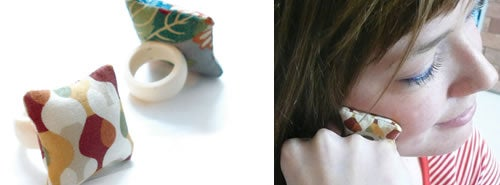 Pillow Ring: Mobile Naps For People With Tiny, Tiny Heads