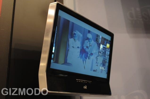Sling Monitor HD Display Slurps Up Video Wirelessly Anywhere in Your House