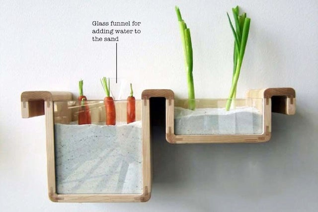 Low-tech designs for keeping food fresh in the post-apocalypse