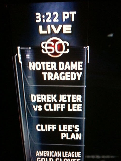 SportsCenter Attempts To Standardize American Spelling