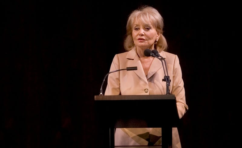 You Didn't Make Barbara Walters' List of Most Fascinating People of 2012