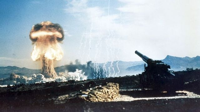 That time we nearly nuked Canada (with their permission)