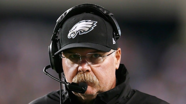 The Kansas City Chiefs Are Reportedly On The Verge Of Hiring Andy Reid