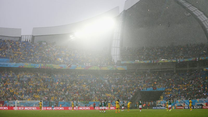 Why Your World Cup Stadium Sucks: Arena Das Dunas, Natal