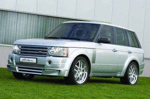Arden Range Rover AR7: More Rover Less Ranger