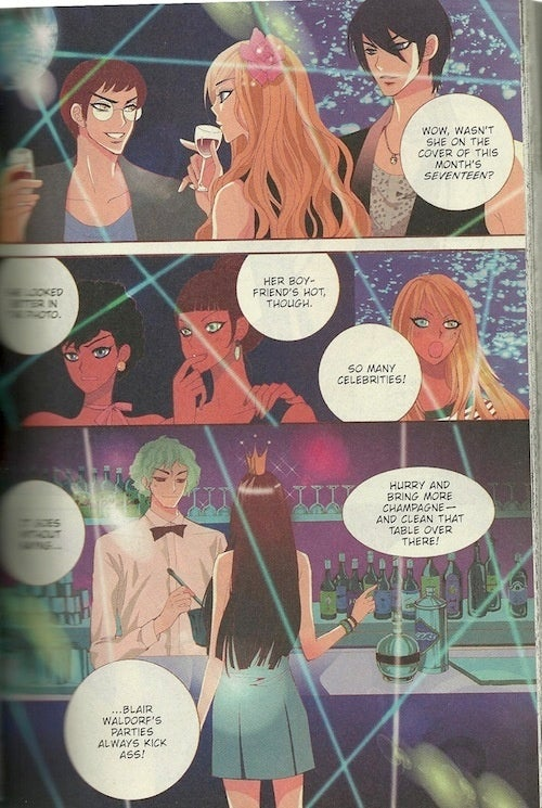 Gossip Girl In A Blender: Korean Comic Reboot Of The Series Is Campy And Crazy