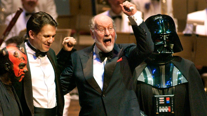 John Williams también pondrá música al Episodio VII de Star Wars