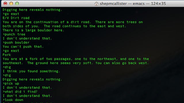 Discover the Text-Based Adventure Game Built Into Your Mac's Terminal