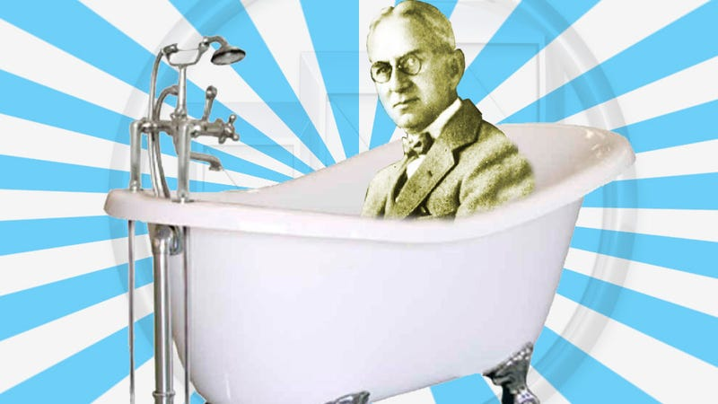 The Man Behind Buick Was The Genius Behind White Bathtubs