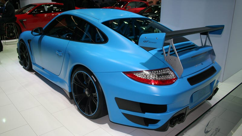TechArt Porsche 911 GT2 RS Street
