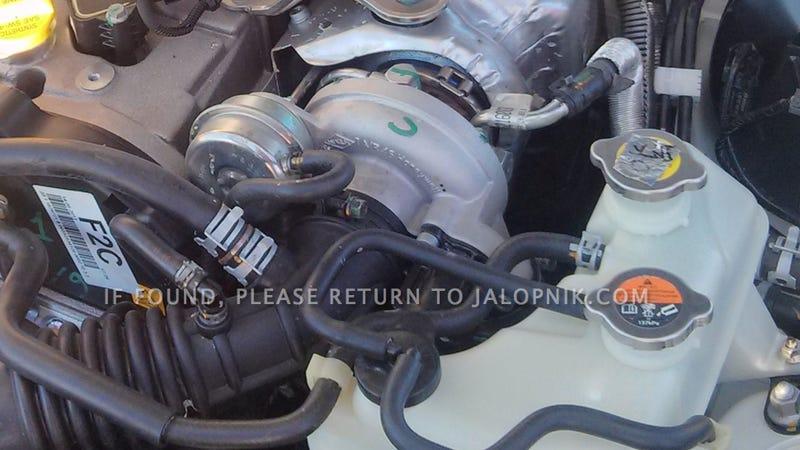 Step Inside The Ugliest Little 2016 Mazda Miata Mule In The World