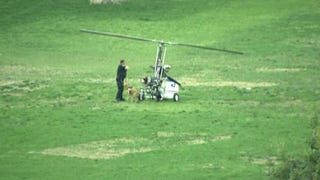 Florida Mailman Arrested After Landing Gyrocopter on Capitol's Lawn