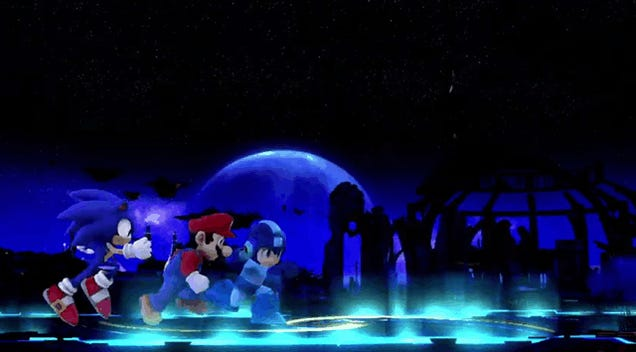 Pac-Man Is A Character In Smash Bros. [Update]