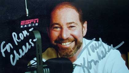 Tony Kornheiser Is Very Fussy About His Shellfish