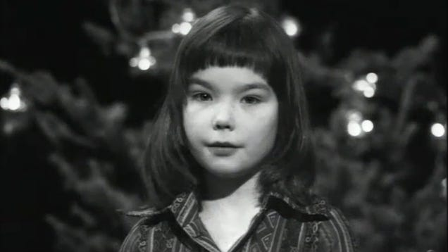 Let Baby Bjork Read You a Christmas Story in Icelandic, You'll Love it