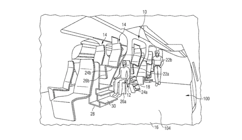 We Cannot Allow This Design for Acrobatic Airplane Seating to Become Real