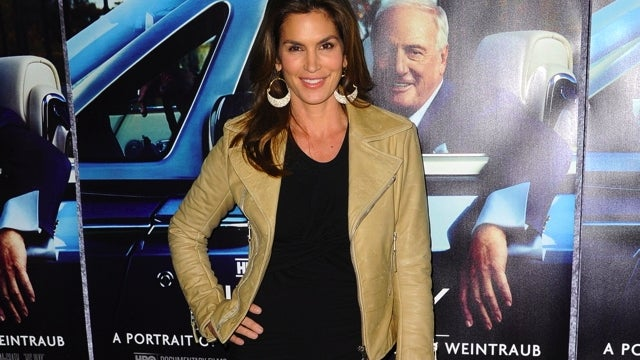 Cindy Crawford's Sexytime Was Interrupted