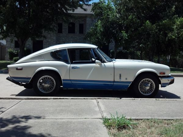 For $6,500, Is This Triumph A Rock And Roll Machine?