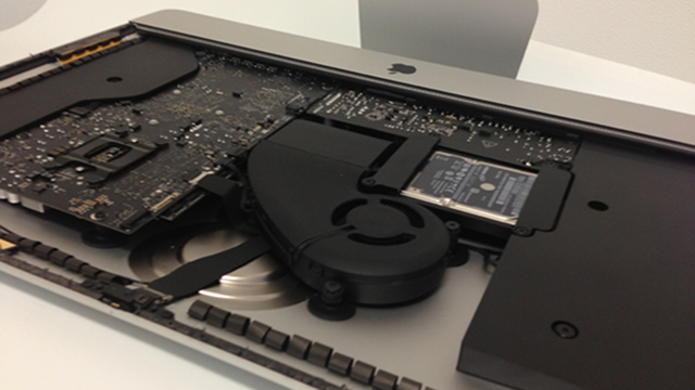 New iMac Teardown: There's Still Spare Room in This Skinny Frame