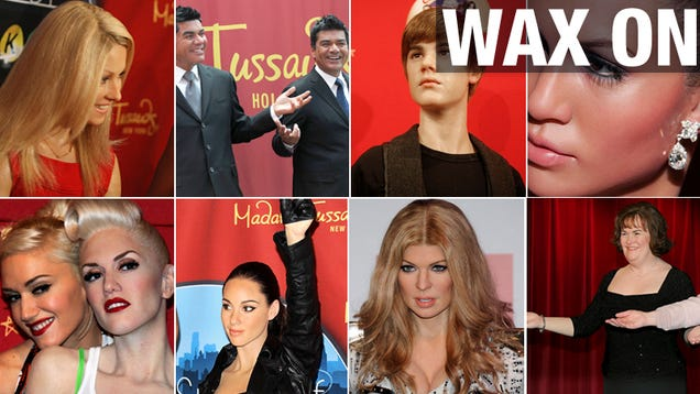 Wax Figures of Celebrities Museum Celebrity Wax Figures