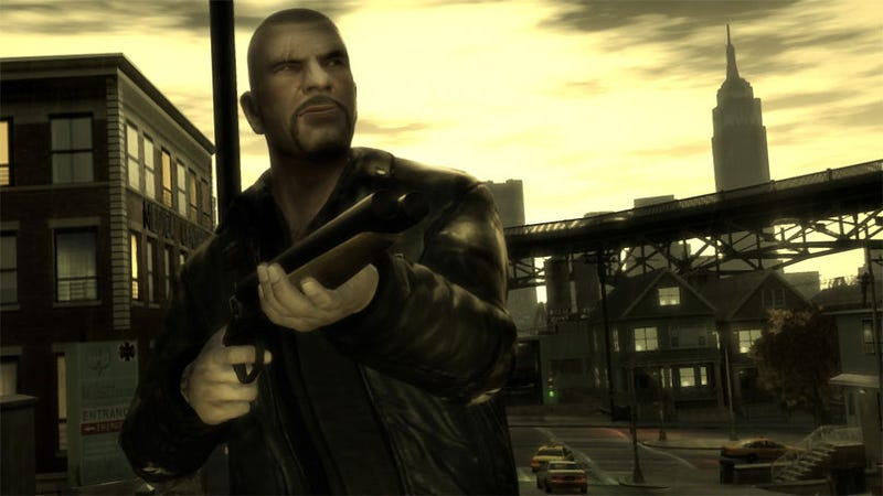 Grand Theft Auto: The Lost And Damned Achievements Work In One Dick Joke