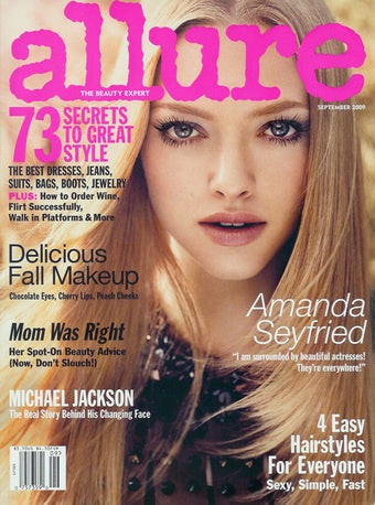 Allure: Mom's Nagging, Now Available In Convenient Magazine Format