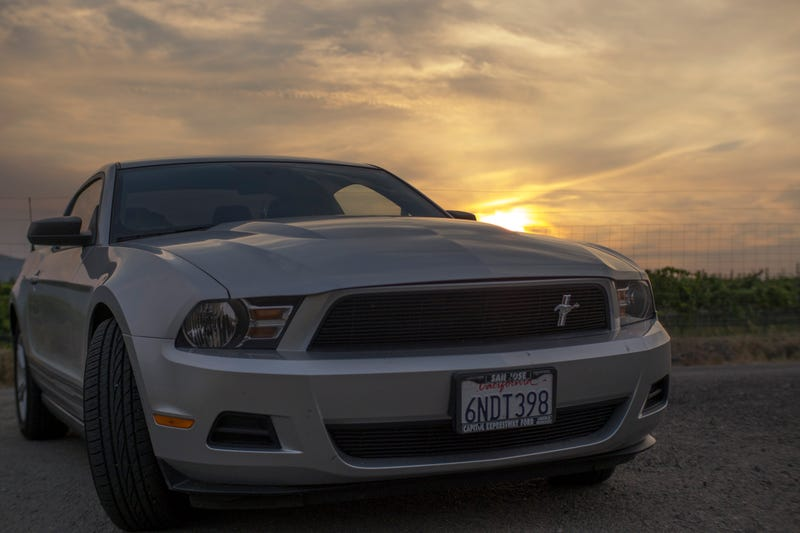 Of Mustangs and Men: Road Tripping the USA in the People's Sports Car