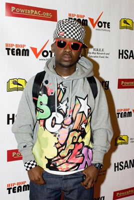 Stars, T-Shirts Come Out To (Hip) Hop The Vote