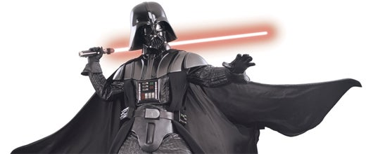 Supreme Edition Darth Vader Costume From Original Molds Really Wheezes