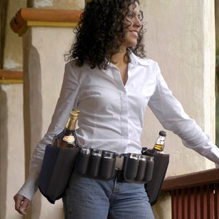 Booze Belt Will Transform You Into Drunk Cowboy