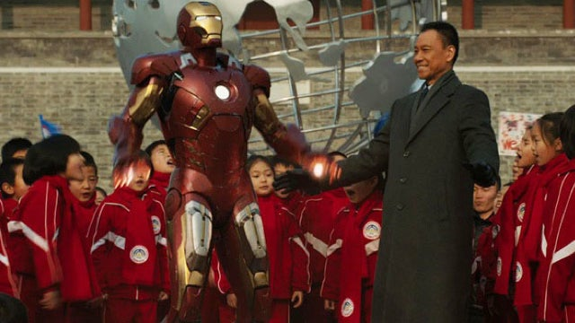 Why Many in China Hate Iron Man 3's Chinese Version