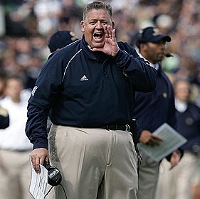 Charlie Weis Is In Your (Very) Extended Network