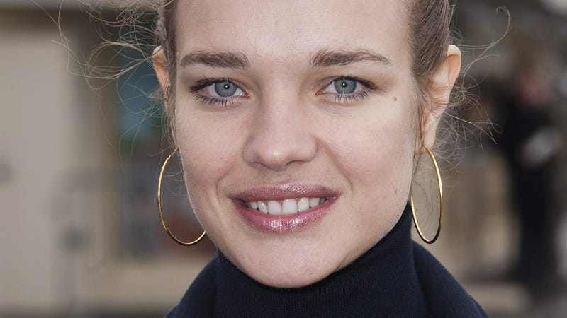 Model Natalia Vodianova Explains it Is Better to be Skinny Than Fat, Dummies