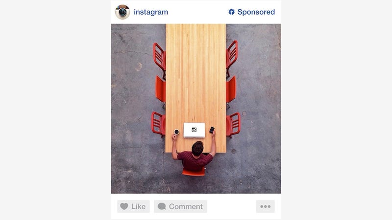 Here's What an Instagram Ad Will Look Like in Your Stream