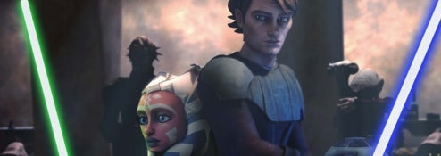 Clone Wars Is A Good Enough Trailer For The TV Show