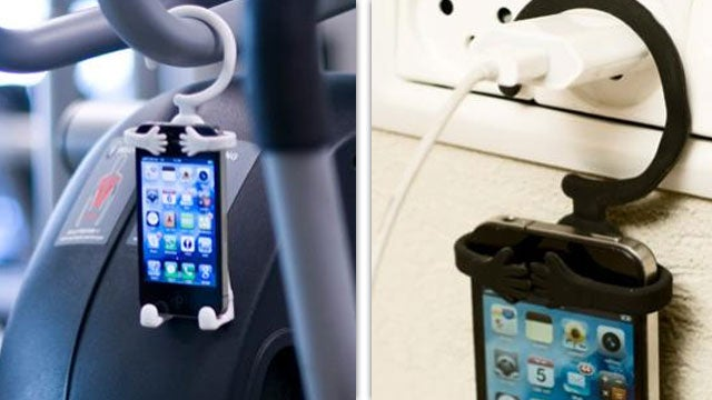 Bondi Hangs Your Smartphone Just About Anywhere