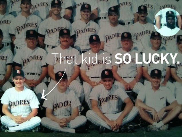 I Was Tony Gwynn's Bat Boy