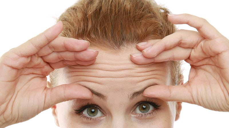 Taping Your Face Won't Fix Your Wrinkles, But It Will Help You Look Like a Crazy Person